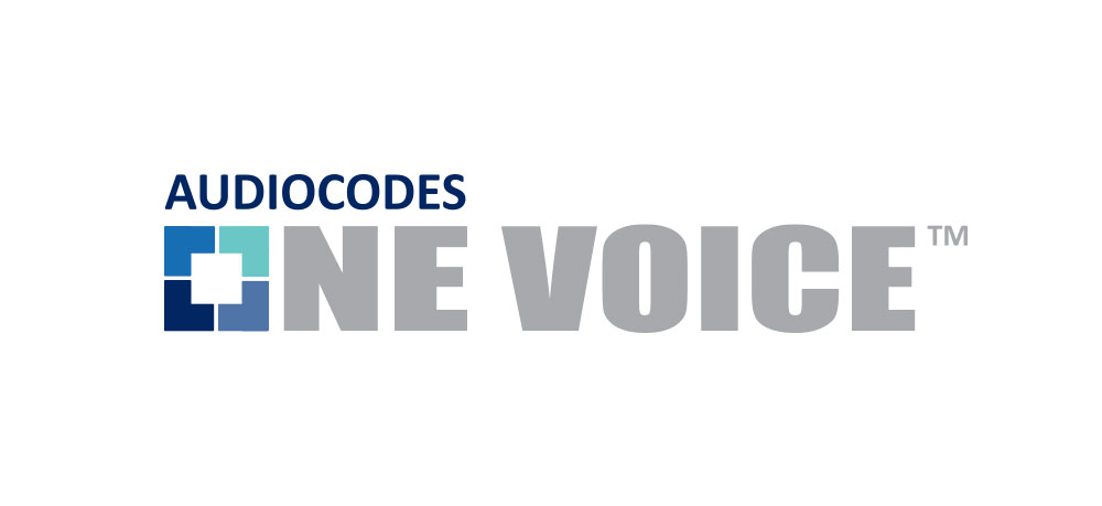 AudioCodes One Voice logo