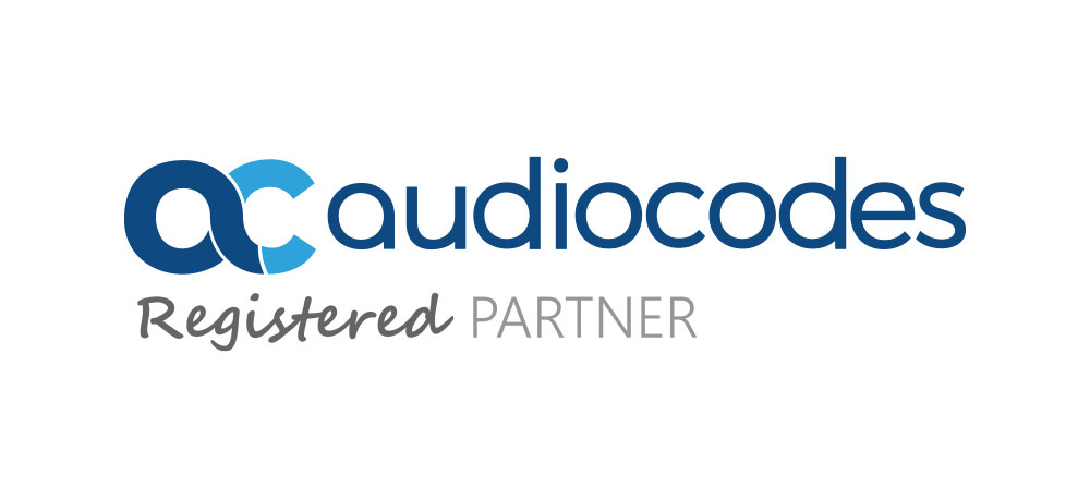 AudioCodes Registered Partner logo