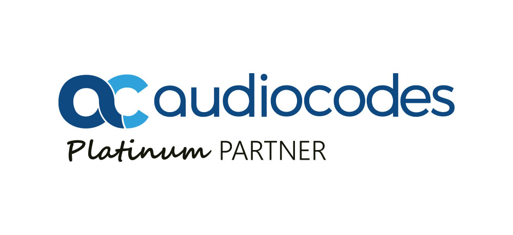 AudioCodes Platinum Partner logo