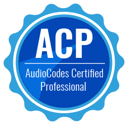 AudioCodes Solutions in the Microsoft Skype for Business Environment - Advanced - USA - May 2018 Icon