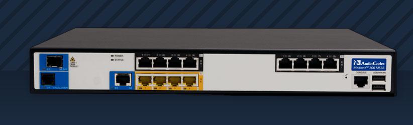 Mediant 800 Session Border Controller (SBC)