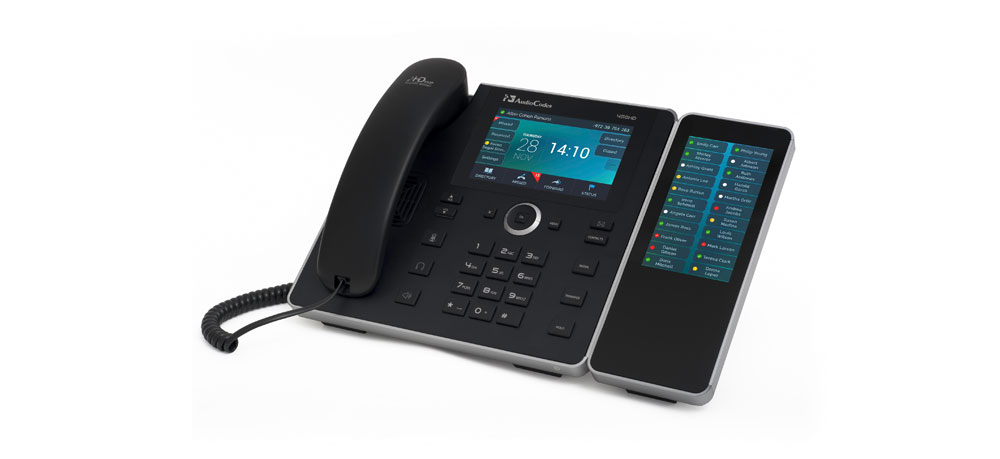 450HD IP Phone with Sidecar [Left] logo