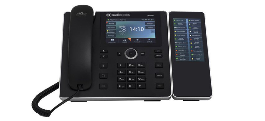 450HD IP Phone with Sidecar