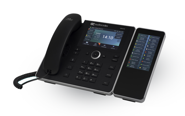 450HD IP Phone | Business IP Phone | Microsoft Teams and Skype for