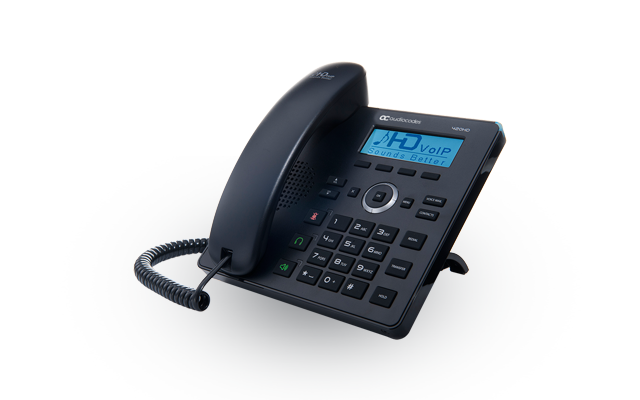 420HD IP Phone | Entry-Level IP Phone | Skype for Business