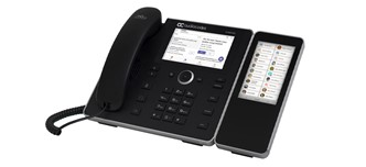 C450HD IP Phone with Sidecar [Left] logo